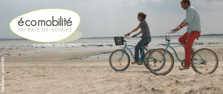 guide des transports alternatifs en baie  de Somme