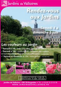 Affiches RV aux Jardins  JV