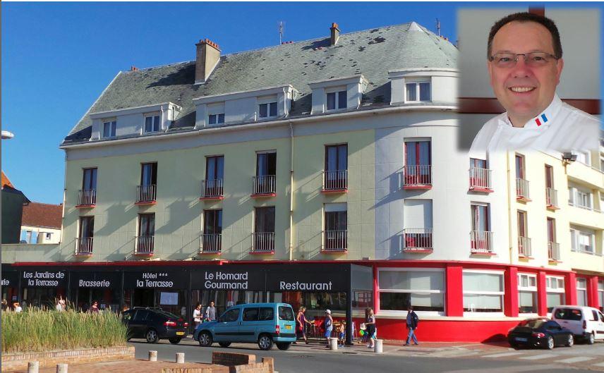 Hotel*** La Terrasse - Restaurant